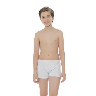 Cueca boxer infantil bio skin