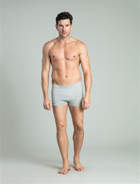 Cueca básica boxer comfort modal