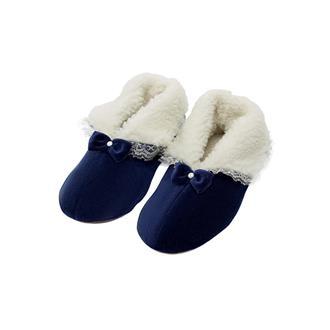 Pantufa infantil boot peluciada