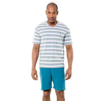 Pijama malha comfort e malha 100% algodão