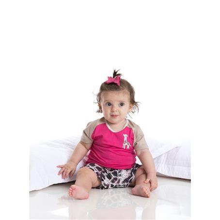 Pijama infantil viscose e viscoprint