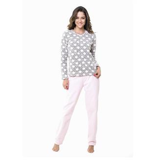 Pijama comprido micro soft