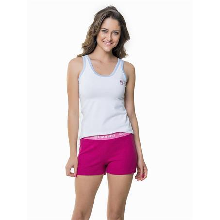 Pijama regata de cotton comfort