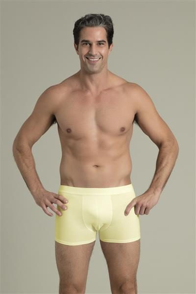 Cueca boxer de cotton