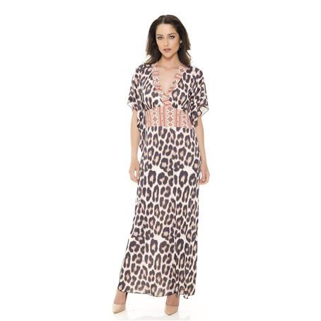 Kimono sleeve de microfibra