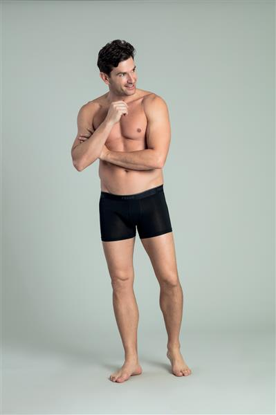 Cueca boxer liocel e modal