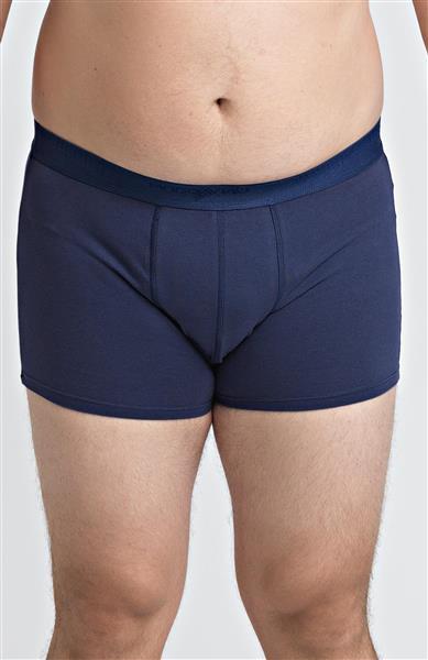 Cueca plus size boxer cotton