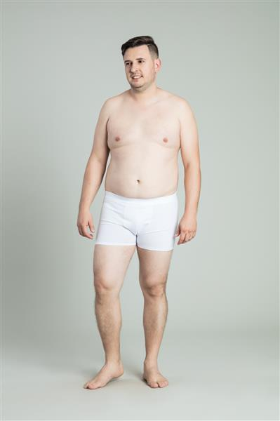 Cueca plus size boxer cotton