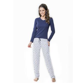 Pijama comprido bionature e malha