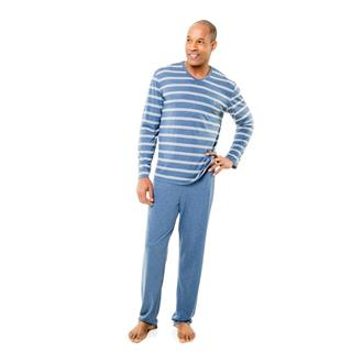 Pijama longo viscodegrade