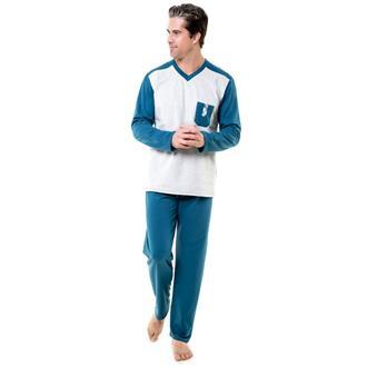 Pijama longo moletinho