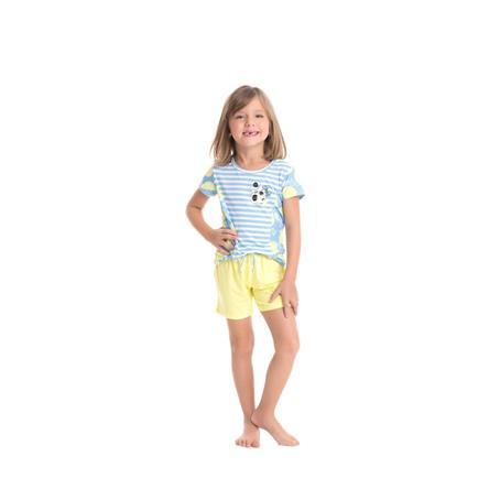 Pijama Infantil Viscoprint Viscose