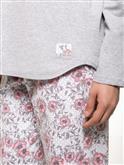 Pijama de longo de moletinho