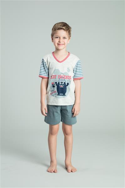 d96c6c71e1 Encontre Pijama infantil de malhão ceramic e