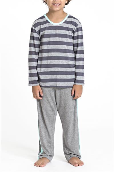 Pijama comprido infantil de viscoflex