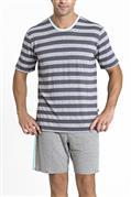 Pijama de viscoflex e viscose stretch