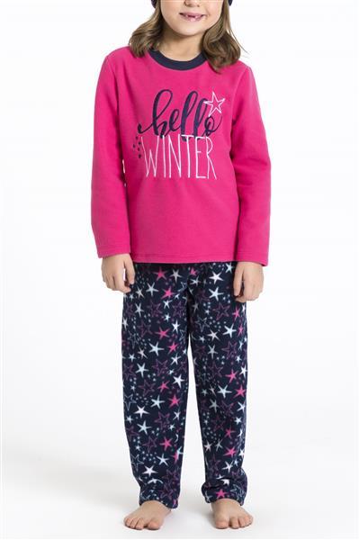 Pijama infantil de micro soft