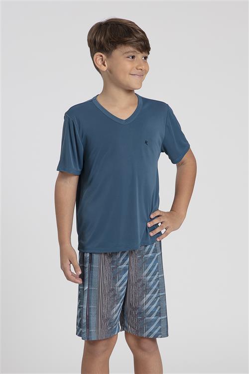 1590906897c741 Pijama infantil em microfibra amni - Compre agora | Recco Lingerie